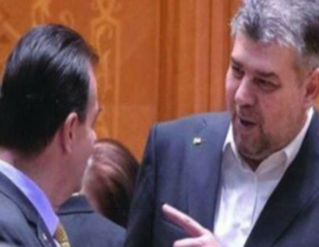 """Motiune de cenzura impotriva Guvernului Orban. Ciolacu a facut anuntul: """"Este timpul sa plecati acasa sau la puscarie"""""""