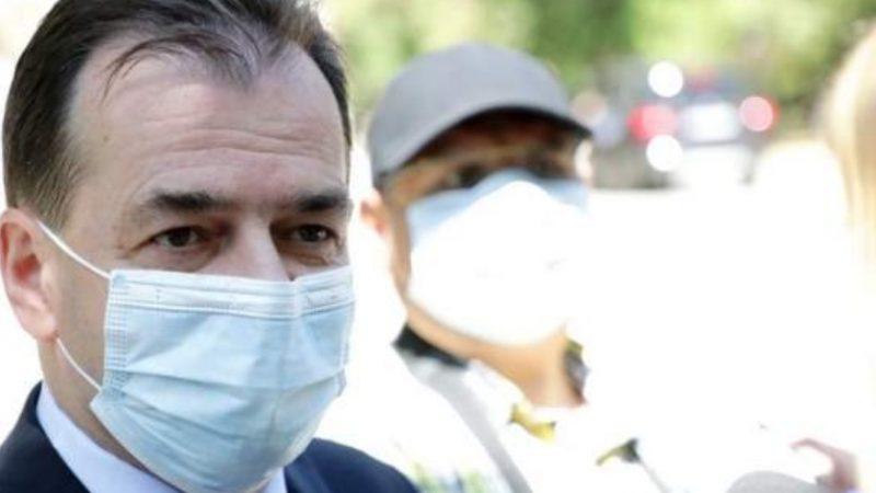 Ludovic Orban: Zile libere plătite pentru părinți, în cazul suspendării cursurilor din cauza noului coronavirus