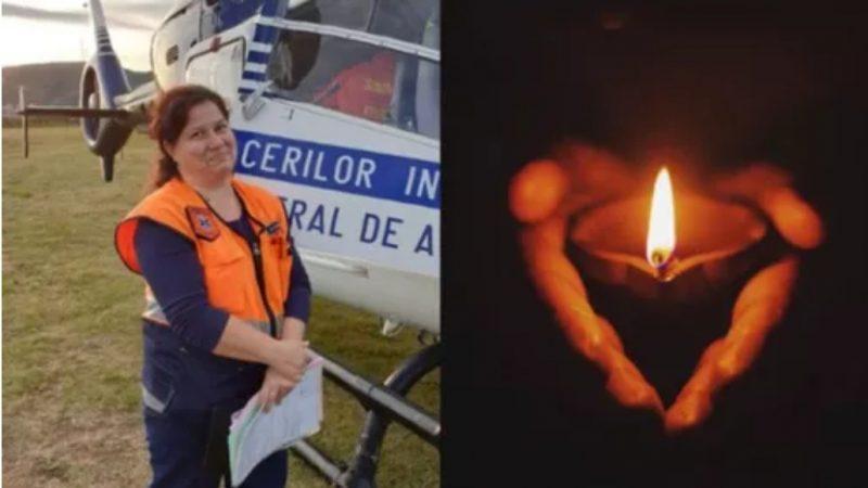 Încă un medic din România a murit răpus de COVID-19. Femeia avea doar 44 de ani